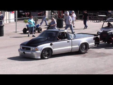 The Sonoma from Street Outlaws DOMINATES at Southern N/T Nationals