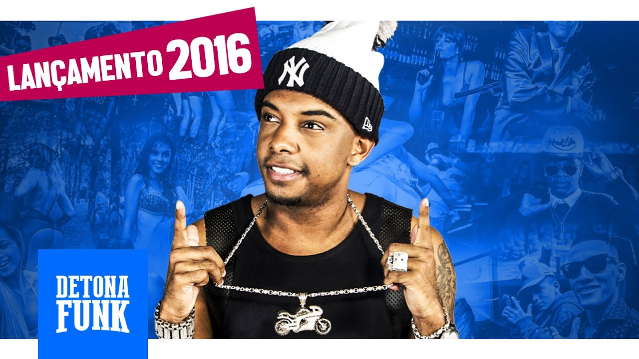 7641d2c4ba8c5 MC TH - 50 Tons de Cinza (DJ Yuri Martins) Lançamento 2016. DETONA FUNK