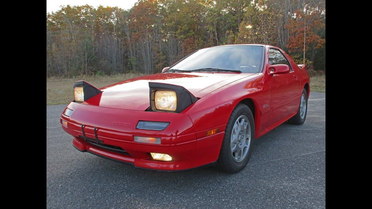 1989 mazda rx7