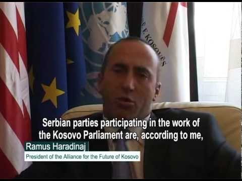 NEW REALITY - Status of Kosovo
