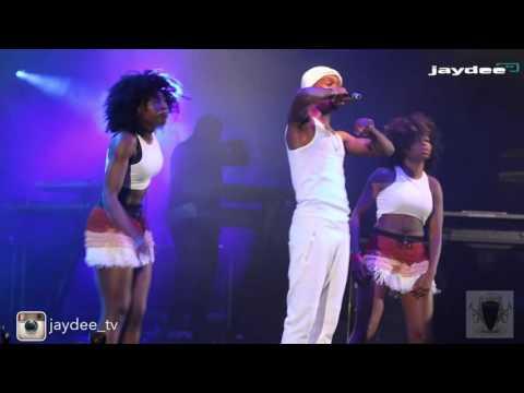 Patoranking Smade Afrofest 2016 Concert Performance