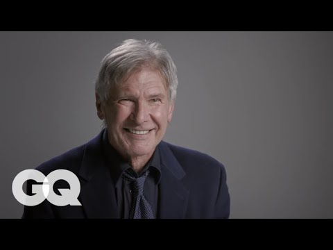 Harrison Ford on Returning to 'Blade Runner', 'Star Wars' & 'Indiana Jones' | GQ
