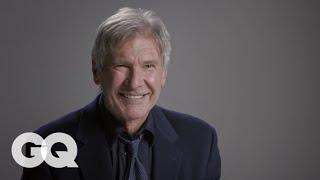 Harrison Ford on Returning to 'Blade Runner', 'Star Wars' & 'Indiana Jones' | GQ