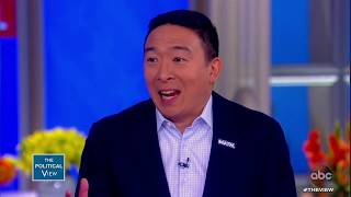 Andrew Yang Talks Trump Impeachment Inquiry | The View