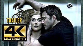 🎥 GONE GIRL (2014) | Full Movie Trailer in Ultra HD | 4K