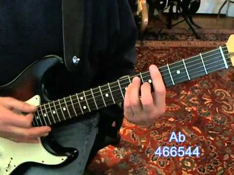 Don\'t Dream It\'s Over - Crowded House - Guitar Lesson - YouTube