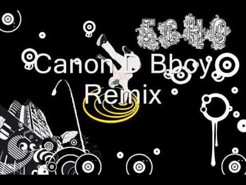 Canon D bboy mix