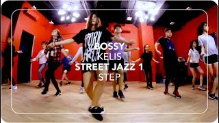 bossy kelis step choreography