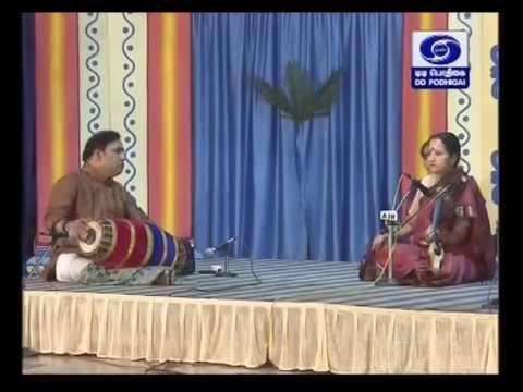 Lalitha Raghavan Violin 04 Bhairavi Kamaakshi Shyama Sasthrigal