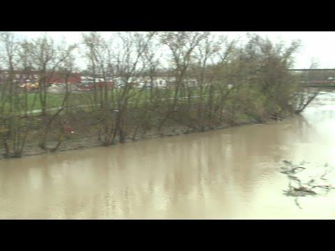 Fort Wayne River Flood Prevention