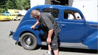 "1937 Ford 4 Dr Sedan   "" SOLD ""   Drager"