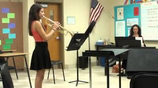 Jordyn Trumpet Solo (Antares by H.A. VanderCook)