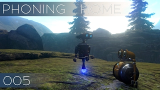 Phoning Home [005] [Kleines süßes Roboter Weibchen] [Let's Play Gameplay Deutsch German] thumbnail