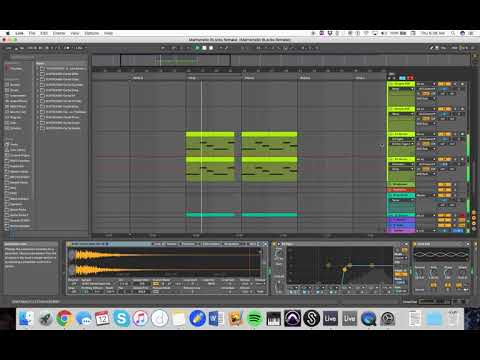 Marshmello  Fly ft Leah Culver Ableton Remake