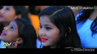 Manacha Mujra (Baghtos Kay Mujra Kar)Hd Video- Abhi Chaudhari an AV Remix Shivjayanti Spl 2018
