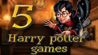 Top 5 Harry Potter Games PC
