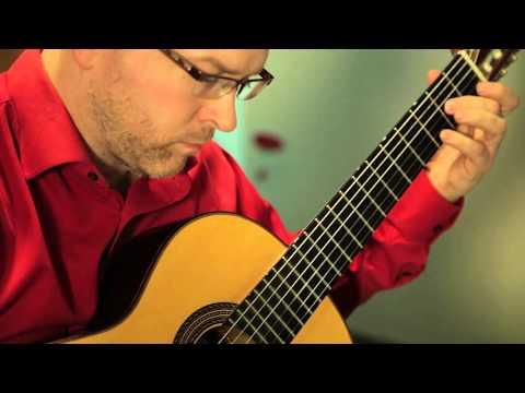 Gary Stewart  1st Cello Suite BWV1007  Bach arr. Stanley Yates