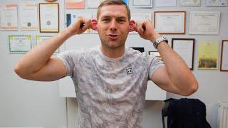 W czym pomaga masowanie uszu  ? sprawdź to na sobie !