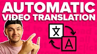 How to Automatically Translate Videos Online (Automatic Video Translator) screenshot 5