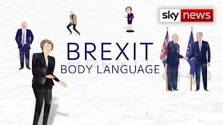 Uncovered: The body language secrets of the key players involved in Brexit