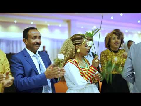The union of Munir and Rahel eritrean wedding in Uganda