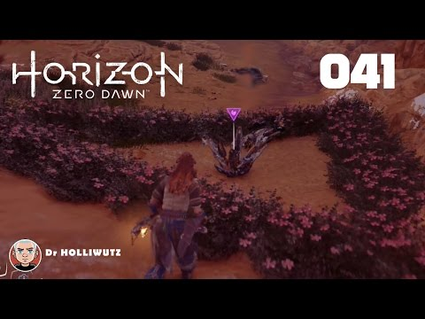 Horizon Zero Dawn #041 - Metallblumen [PS4] Let's play Horizon Zero Dawn