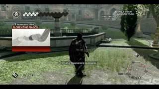 Assassins Creed 2 (PC) Playthrough Part 123 - Florentine Fiasco