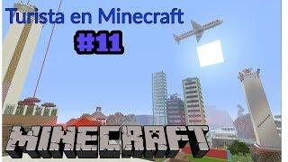 Turista En minecraft #11 (ciudad de The Zeuz VX)