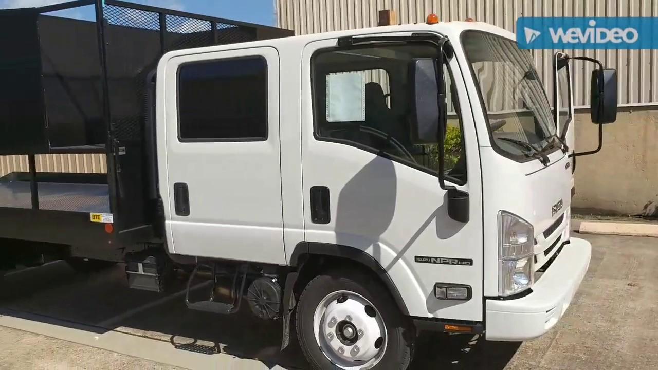 Isuzu Landscape Truck