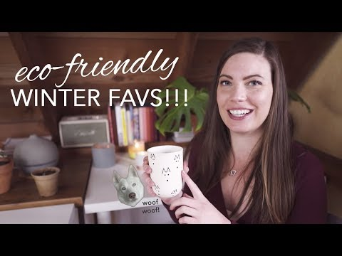 Eco-Friendly Winter Favs