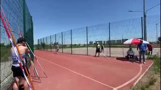 Мангистауские легкоатлеты завоевали 14 медалей в Алматы