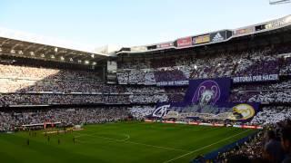 El Clásico 2014 Real Madrid vs Barcelona Game Opening Song Hala Madrid y nada más