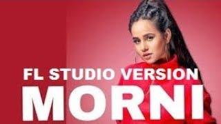 KARAOKE OF MORNI | SUNANDA SHARMA | SUKH E | MUSICAL MUNDA | FL STDIO VERSION