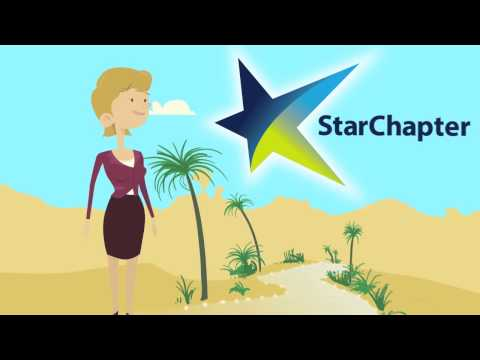 StarChapter in 60 Seconds