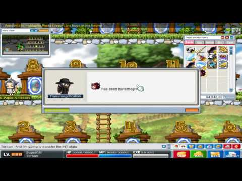 MapleStory] MapleBucket v83 Private Server Download guide by