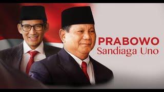 Lagu Remix Salam Yang 2 JARI Cerdas Berwibawa Prabowo Sandi