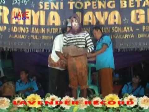 Topeng Betawi Rama Jaya Group Part. 7 (Selesai)