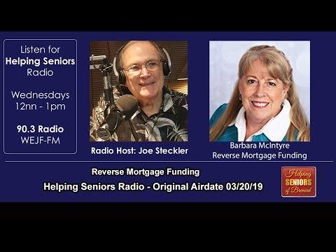 Reverse Mortgage Funding - Radio 03/20/19
