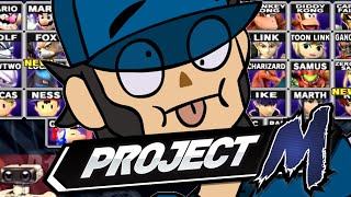 Project M Announcer - WHAT HAVE I DONE