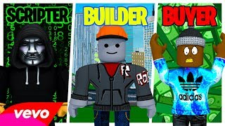 "SCRIPTER vs BUILDER vs BUYER (Roblox Dev ""DissTrack"")"