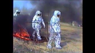 Димитровград ПЧ 5 ОГПС 3 полоса подготовки 17 04 1991г