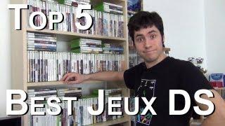 Mon top 5 des meilleurs jeux DS