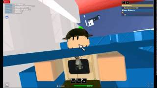 ROBLOX Iceball727 Surviving a plane crash :O