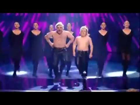 Stavros Flatley Finals of Britains Got Talent 2009 HD