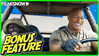 JUMANJI: THE NEXT LEVEL   Special Features Preview [Blu-Ray/DVD 2020]