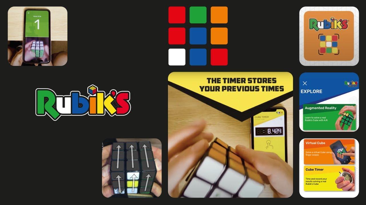 Rubik's Official Cube App