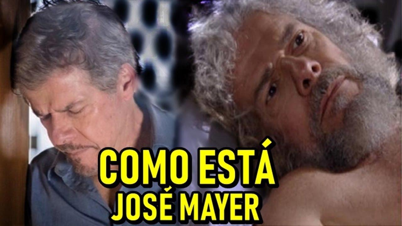 DOENTE DE TRISTEZA: o atual estado do ator JOSÉ MAYER