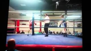 Wayne Kenny vs keith wild right o rulligan  Dublin 2014