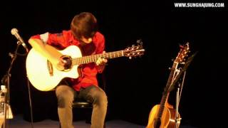 (Moody Blues) Nights in White Satin - Sungha Jung