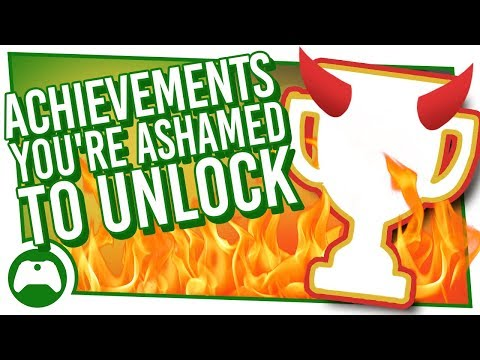 10 Xbox Achievements You're Ashamed To Unlock